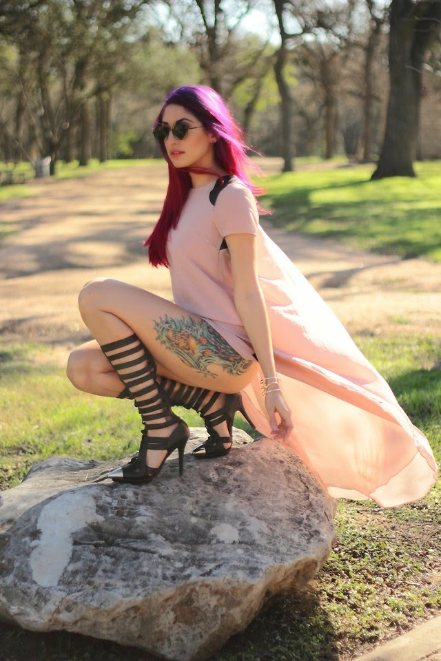 Misty Mason (BleedGold) | Female Models With Tattoos | Tattooed Girls