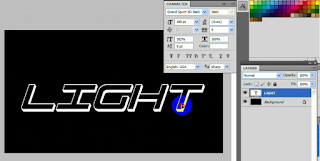 Light-Burst-text-effect-in-Photoshop-01