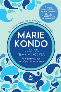 Isso Me Traz Alegria, Marie Kondo, Editora Sextante