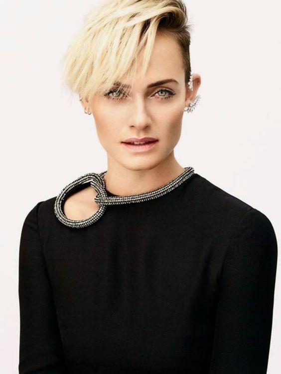 La moda en tu cabello: Cortes de pelo corto Undercut Mujer