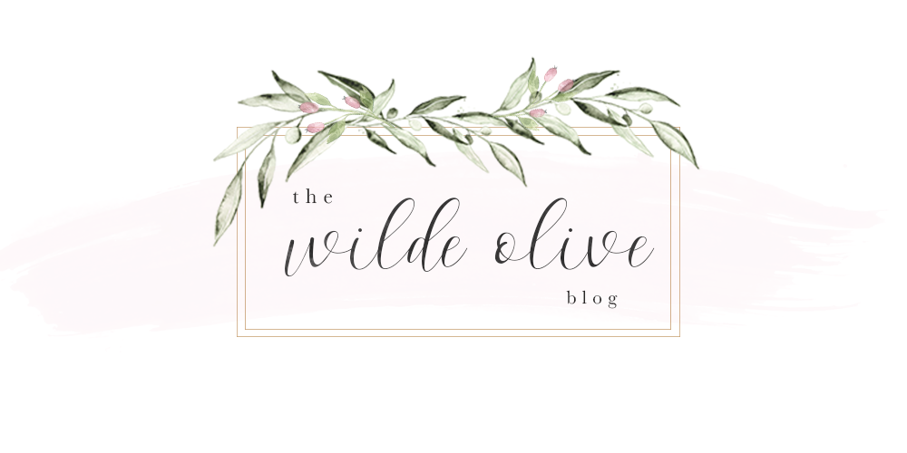 The Wilde Olive Blog