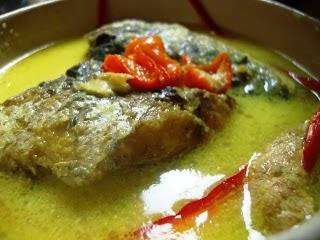 Cara Membuat Opor Ikan Tongkol
