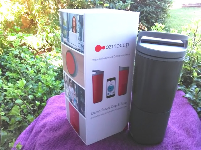 Ozmo Smart Loving Cup As Well As H2o App Keeps Tabs Of H2o As Well As Java Intake!