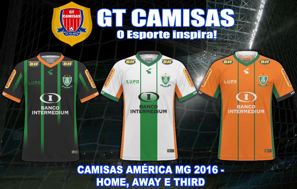 9bc79c6653 O site Show de Camisas em parceira com o blog GT Camisas apresenta todas as  camisas dos clubes que estão na disputa.