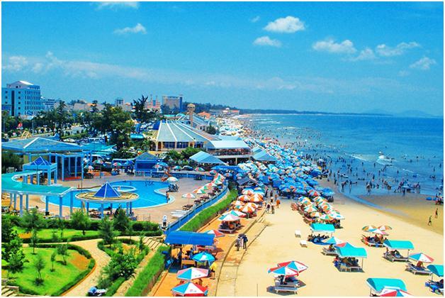 Bãi biển Vũng Tàu