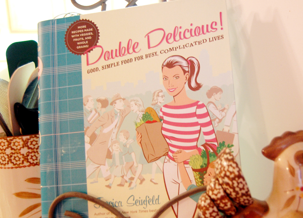 Double Delicious recipe book
