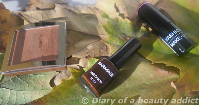 THEBEAUTYSECRETS.GR (Fashion Make Up,Farmasi) : Review