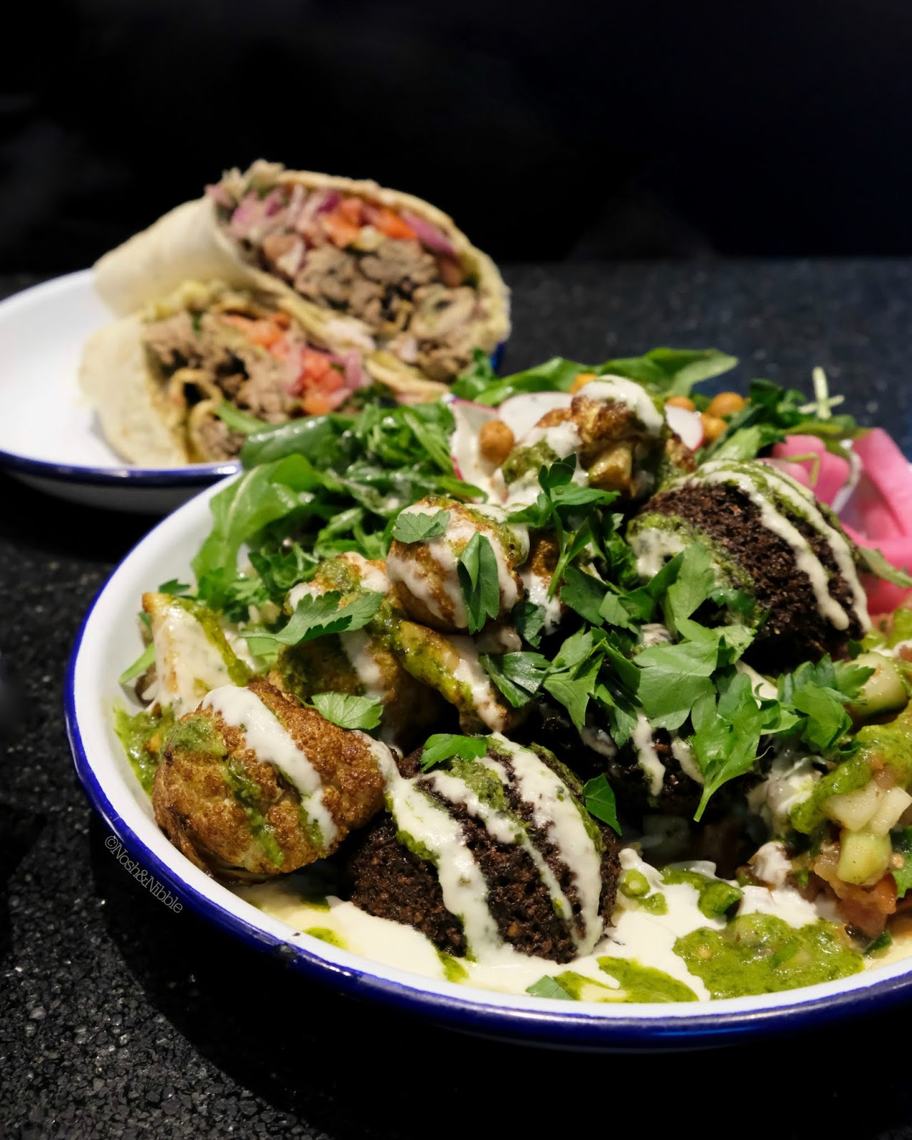 Superbaba | Falafel Bowl: Review