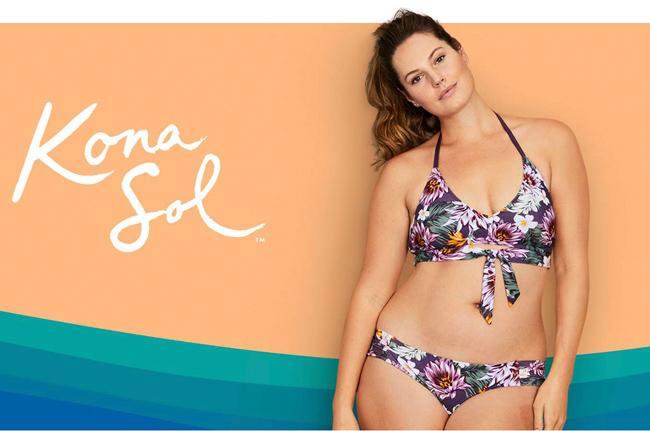 kona sol target swimwear
