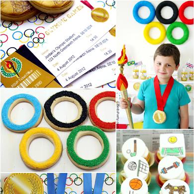 Les Jeux Olympiques   Idées de fête, recettes et DIY