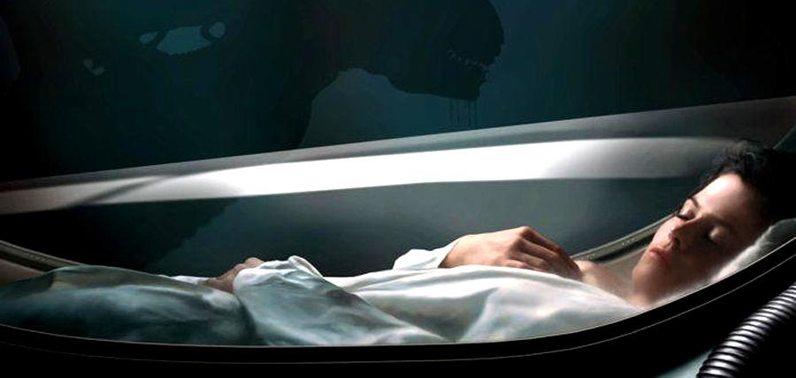 Sigourney Weaver în Aliens