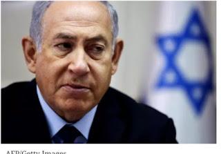 Israeli Prime Minister Benjamin Netanyahu is set to meet U.S. Secretary of State Mike Pompeo in Brussels.