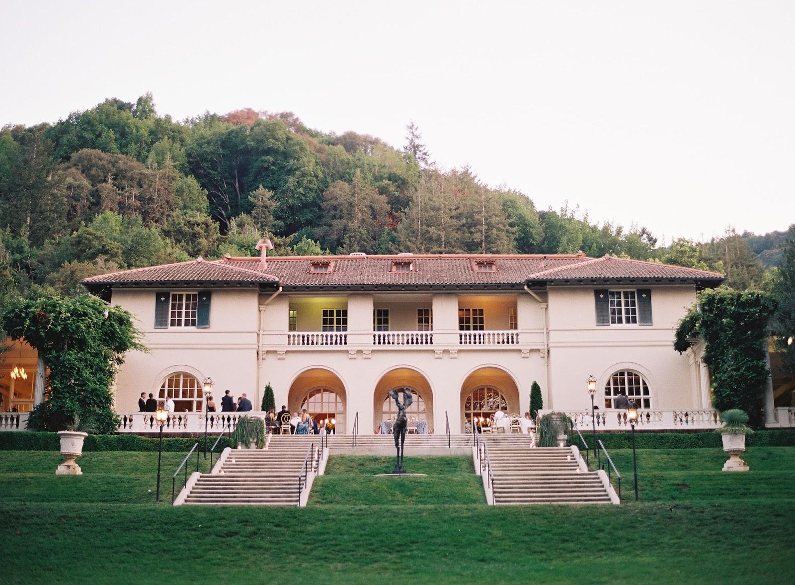 Venue Villa Montalvo