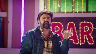 Telugu Tollywood Actor Nandamuri Balakrishna HD Wallpaper