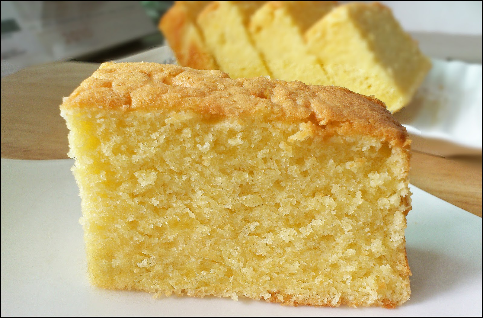Orange Sponge Cake Recipe Self Rising Flour