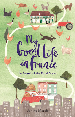 French Village Diaries book review My Good Life in France Janine Marsh