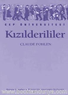 Claude Fohlen - Kızılderililer  (Cep Üniversitesi Dizisi - 111)