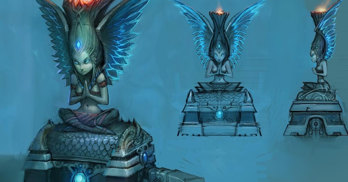 Hog Heaven The Art Of Todd Harris Temple Concept