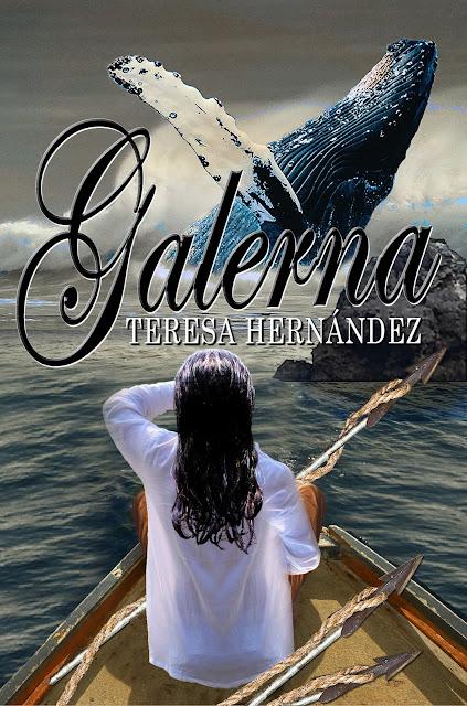Galerna - Autora Teresa Hernández