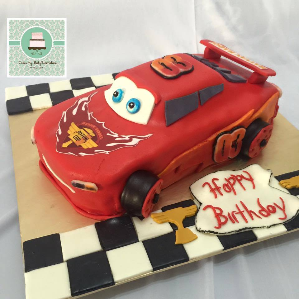 halal wedding cake singapore flair cakes 3d mcqueen car cake 15036