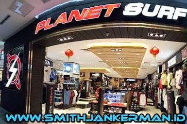 Lowongan Planet Surf Pekanbaru Mei 2018