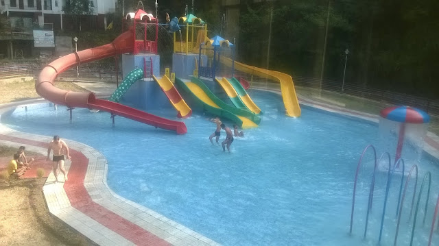 Water Park Cafe Sadhupul