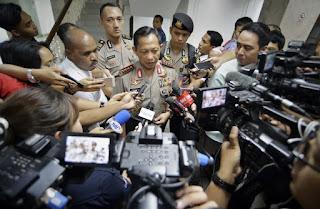 Catet !! Kapolri Sebut Jika, Provokator Demo 4 November Bisa Dikenakan Pasal Makar - Commando