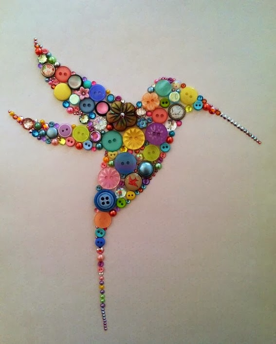 The Art Of Up Cycling Upcycled Buttons 15 Invotative