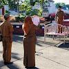 Perdana Pimpin Apel, Wabup Ami Taher Intruksikan Kepala OPD Buat Potret Dinas