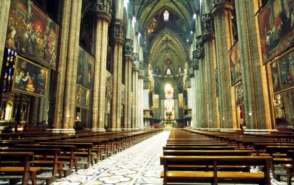 Catedral de Milão - Itália