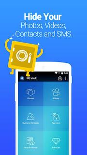 Vault Hide SMS Pics Videos Pro v6.7.16.22 APK
