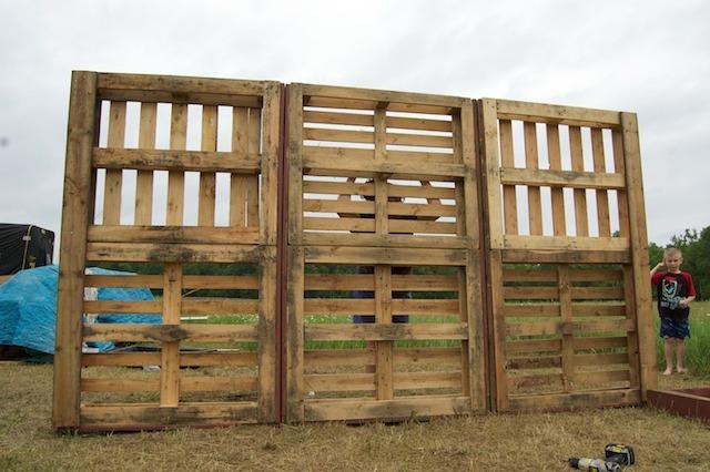 free plans build full size loft bed