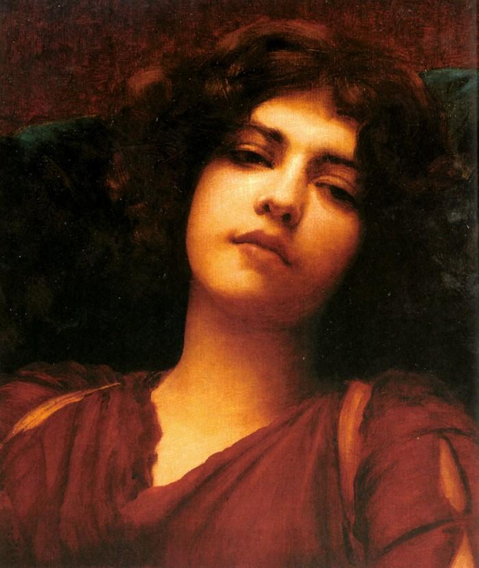 Женщины в живописи. От древности до нашего времени 50