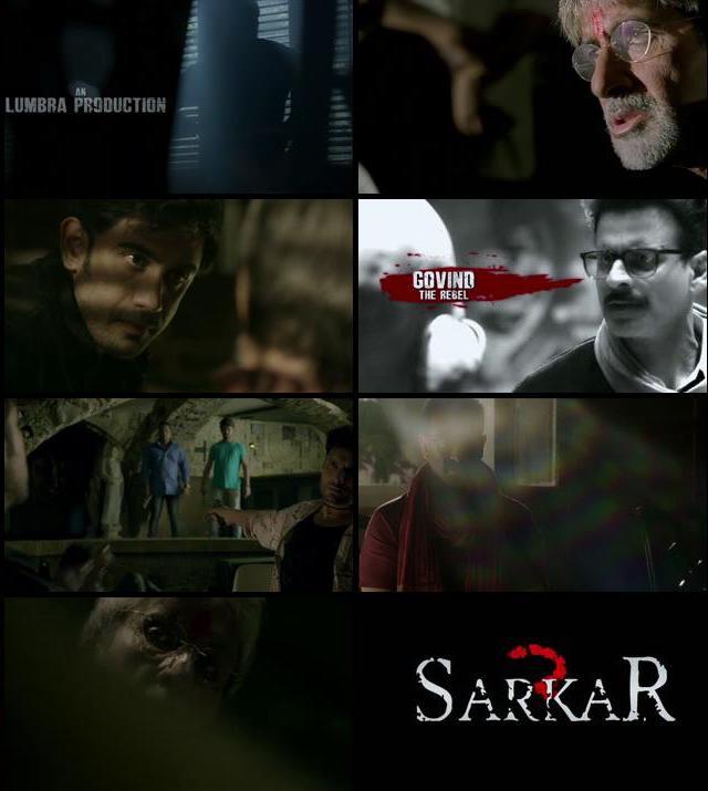Sarkar 3 Official Trailer 720p HD Download