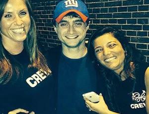 Harry Potter actor Daniel Radcliffe visit of marijuana bar in Amsterdam