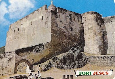 Mombassa Fort
