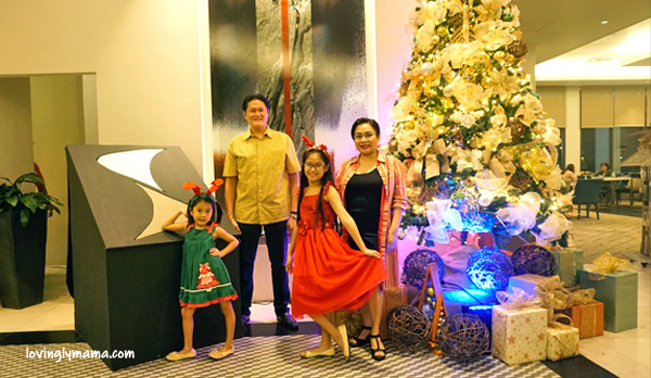 Seda Capitol Central - Christmas tree lighting - 1st anniversary - Bacolod hotels - Bacolod blogger - Bacolod mommy blogger - Christmas
