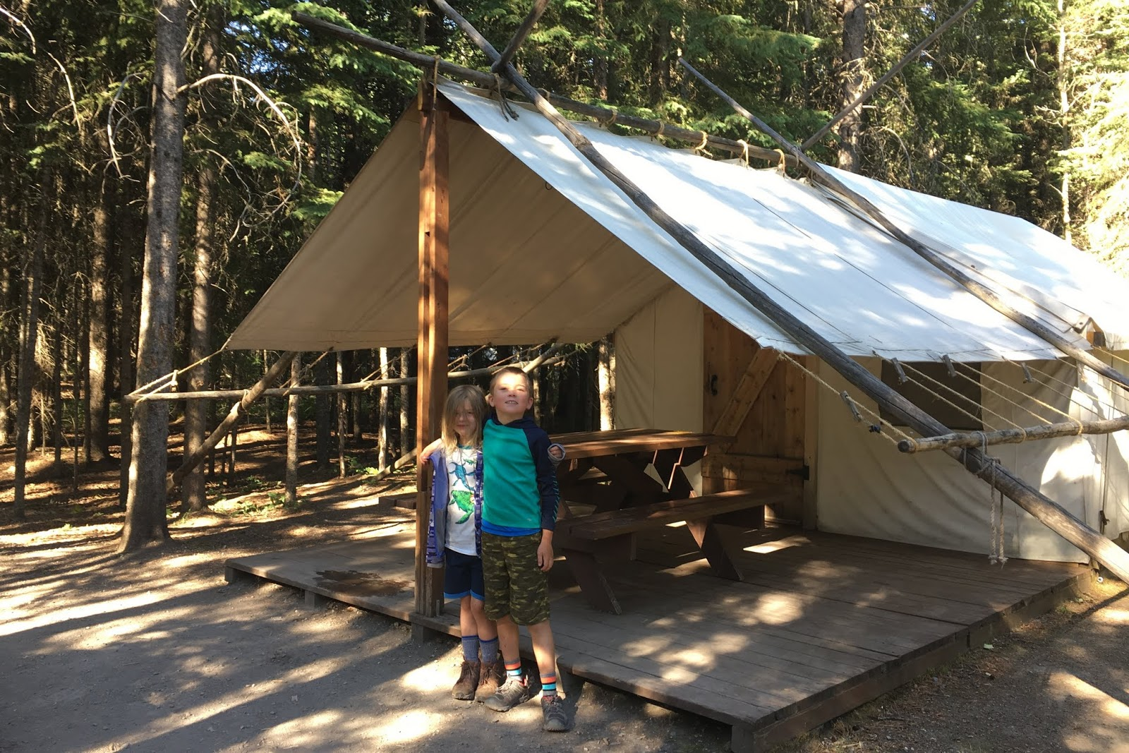 Family Adventures In The Canadian Rockies