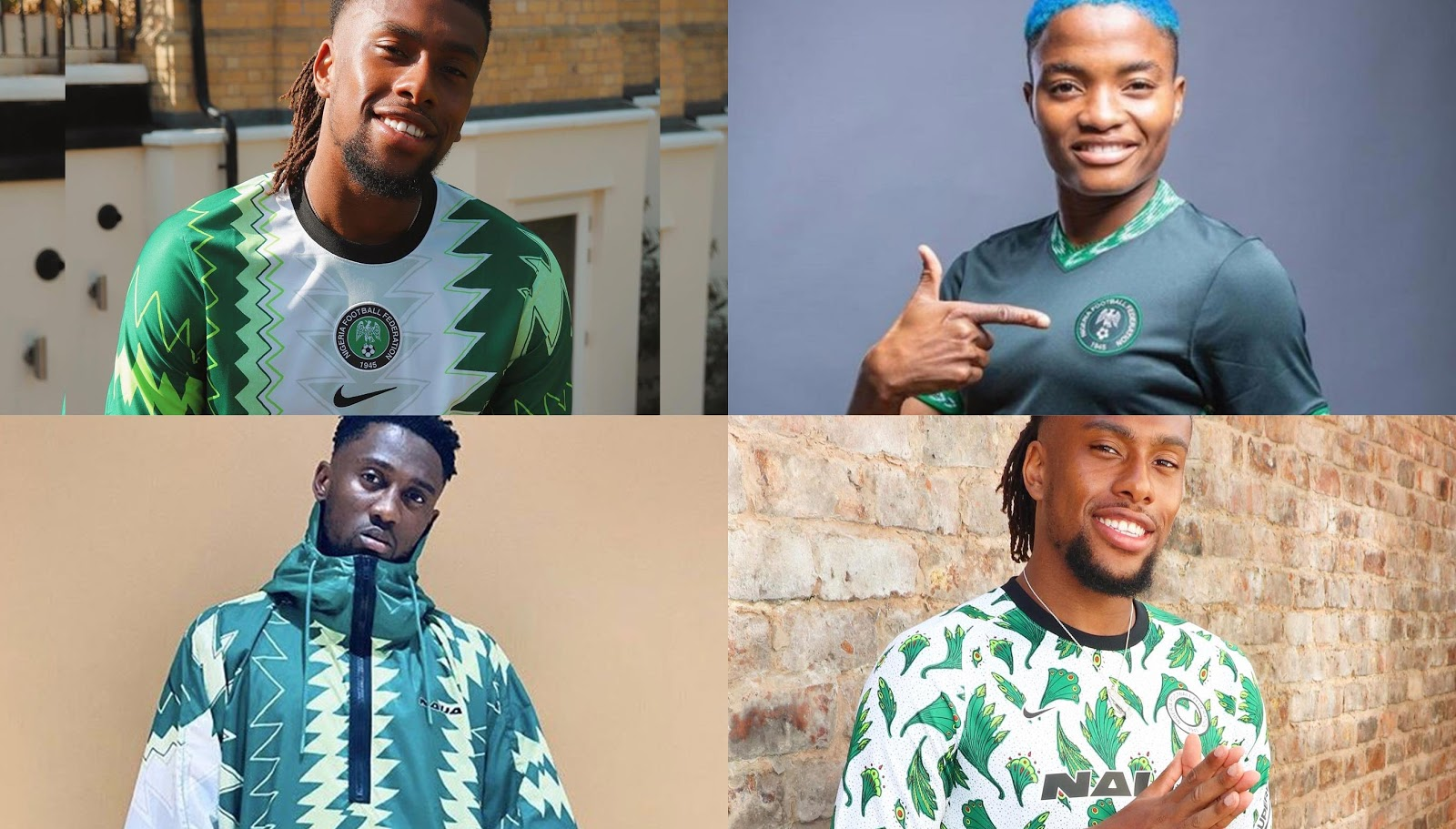 para mi Circunferencia detergente  Nike Nigeria 2020-21 Home & Away Kits Released - Now Available Everywhere -  Footy Headlines