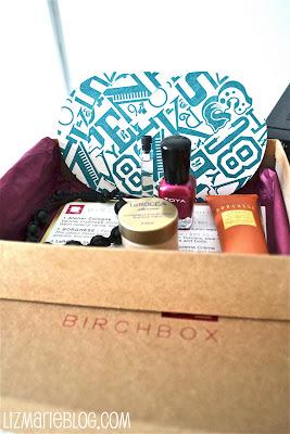 , November's Birchbox…
