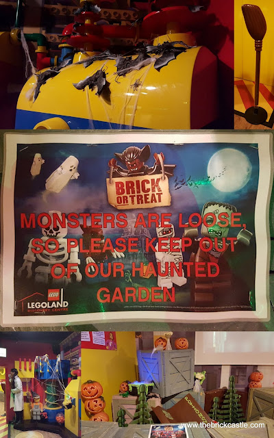 LEGOLAND DIscovery Centre Manchester Brick Or Treat Halloween review