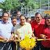 Inaugura Evodio polideportivo en colonia La Laja