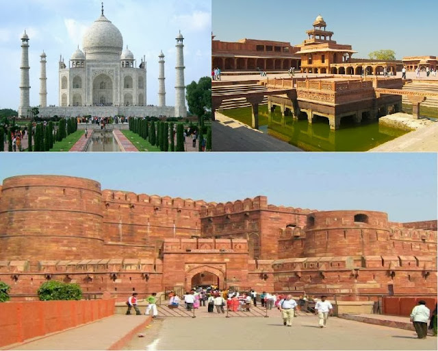 Golden Triangle Tour, Agra