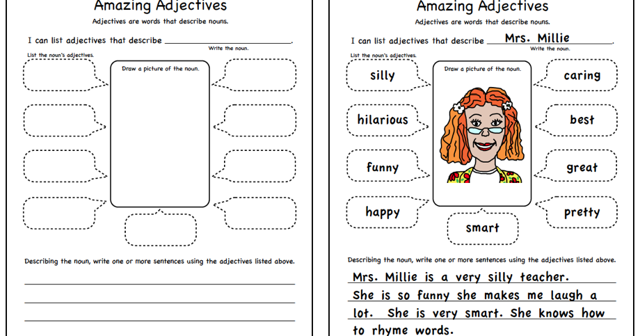 adjectives that start with w to describe a person kafy s books amazing adjectives don t be silly mrs 20048