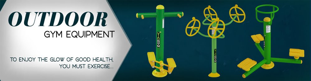 VINGYM Outdoor Gym & Fitness Equipment, Buy Green GYM Equipment Online, Garden Open Gym Products