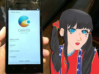 Cara Install Ulang or Flashing OPPO Miror 3 (R3001)