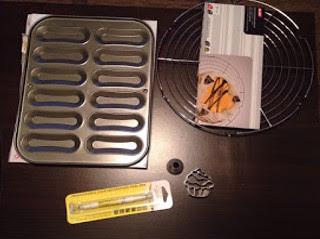 Nouveaux matériels pour gateaux et éclairs - Toque de Chefs
