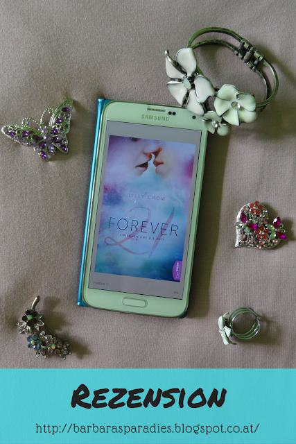 Buchrezension #115 Forever 21: Zwischen uns die Zeit von Lilly Crow