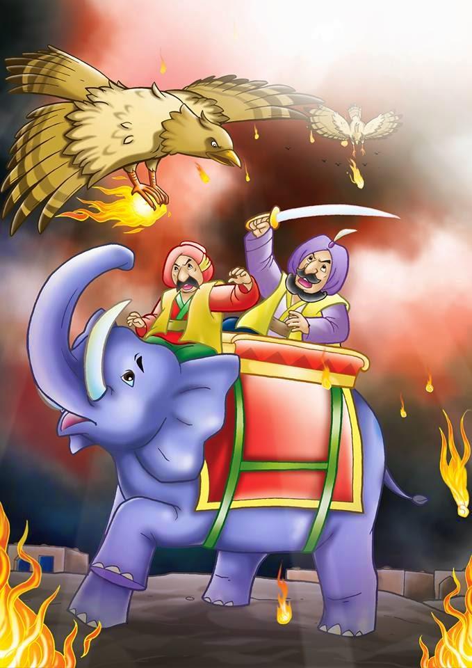 Tasbih Fatimahh Tentera Gajah Abrahah Ingin Menghancurkan Kaabah