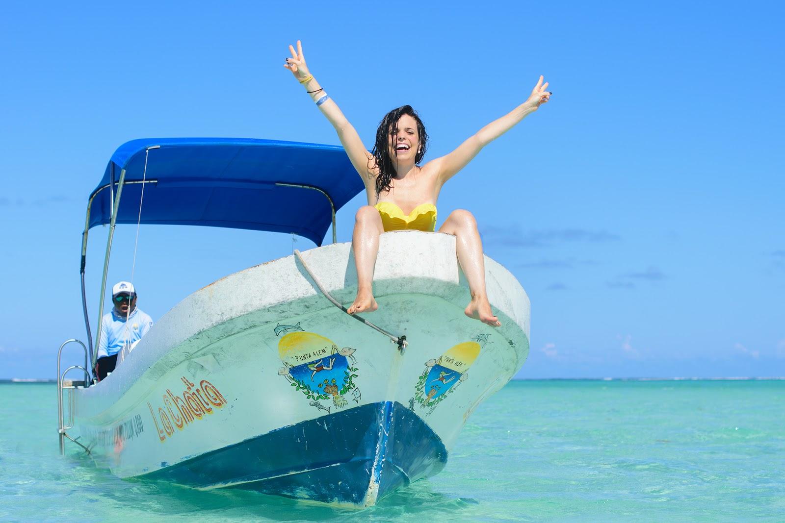 Excursión a La Piscina de Riviera Maya